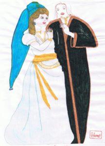 16- bride groom