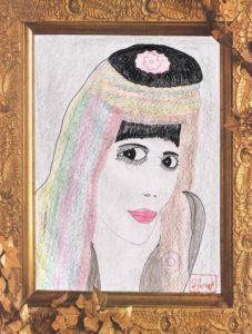 21- Arab girl