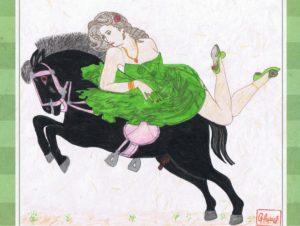 22- ladyhorse